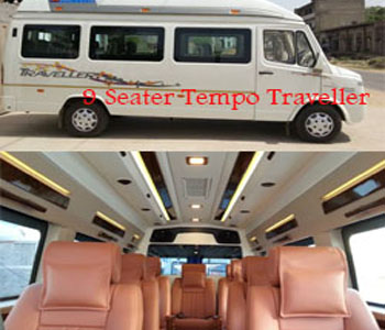 Chardham Yatra tour package by tempo traveller