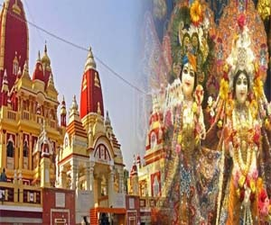 Mathura Vrindavan one day tour places to visit